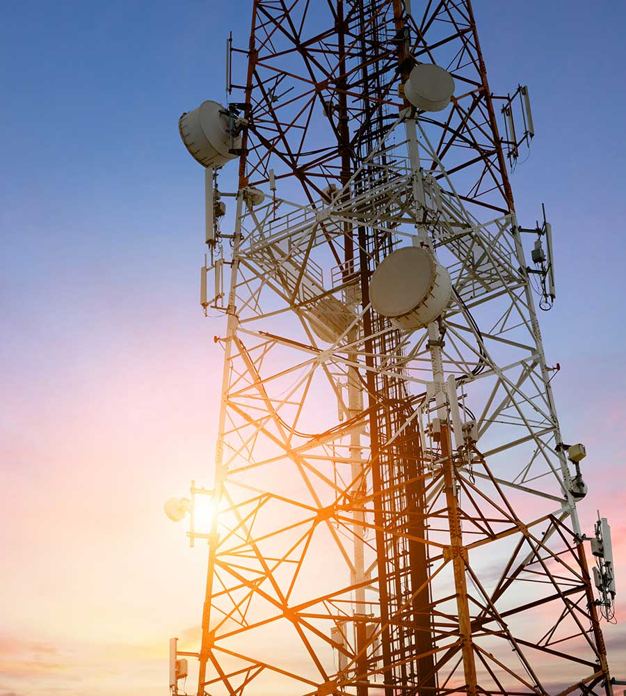 Tower Engineering | Hodge Structural Engineers, Inc
